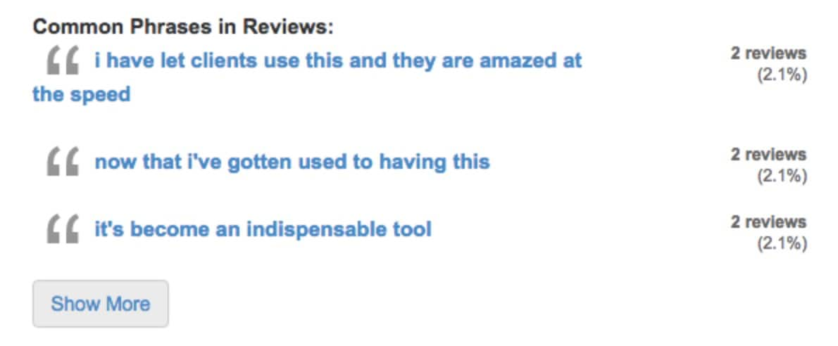 Fake Amazon Reviews