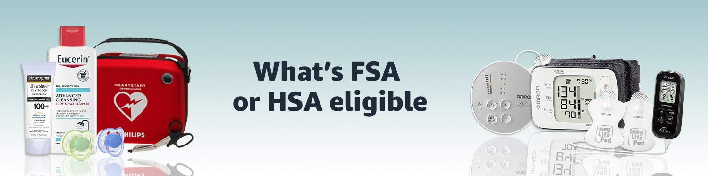 Amazon FSA and HSA