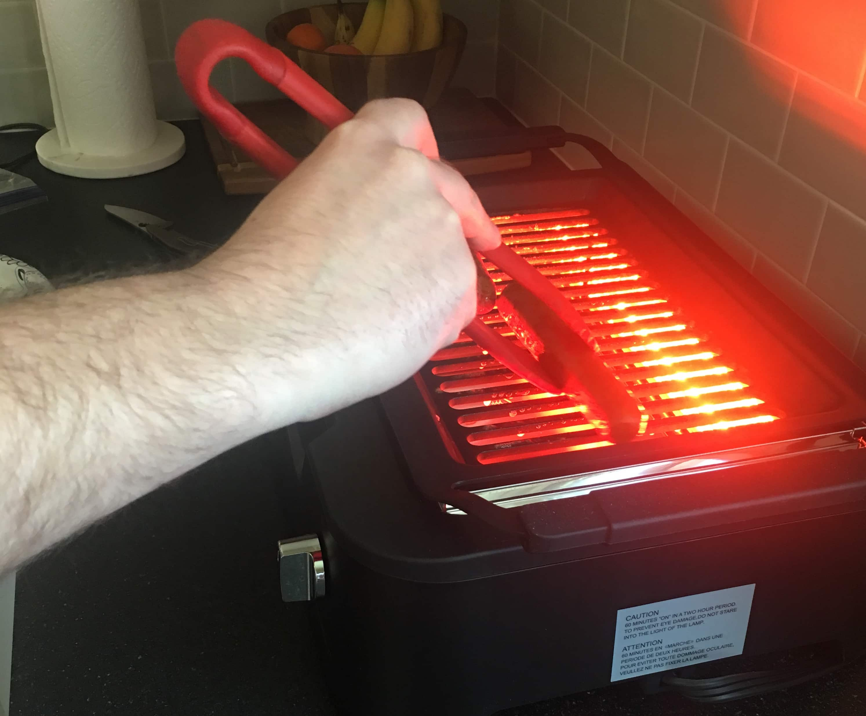 Tenergy Redigrill Review
