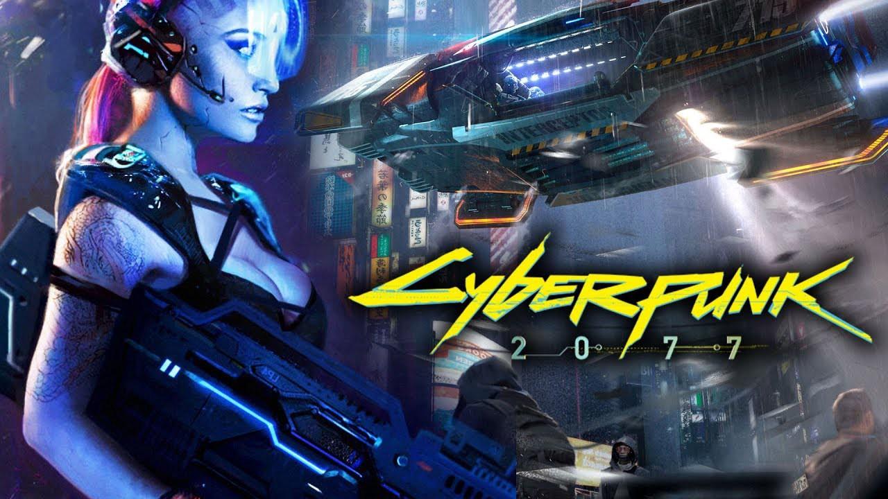 Pre-order Cyberpunk 2077 today!