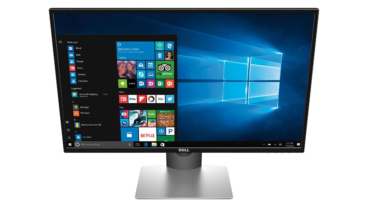 Dell's monitors make gaming, movies and more look beatiful
