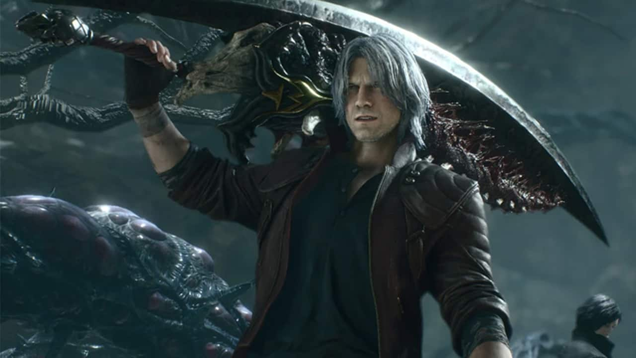 Devil May Cry 5 is on sale, too