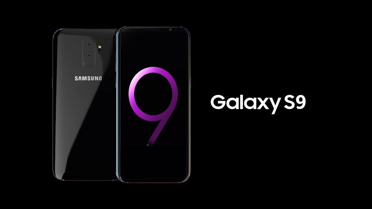 Samsung s9 top