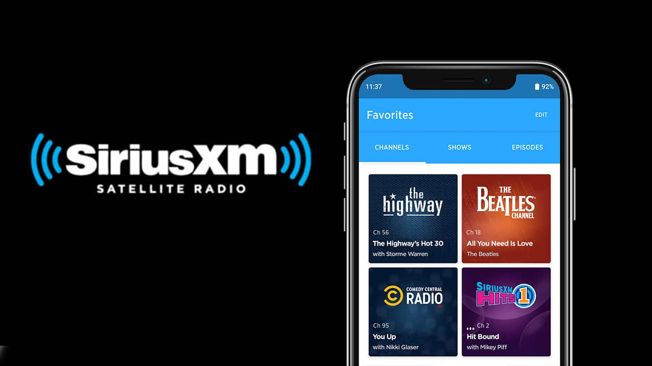 Save on SiriusXM with this Slickdeals rebate.