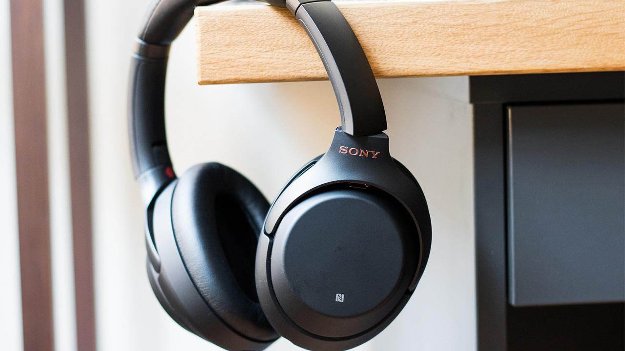 Sony headphones feature amazing ANC technology