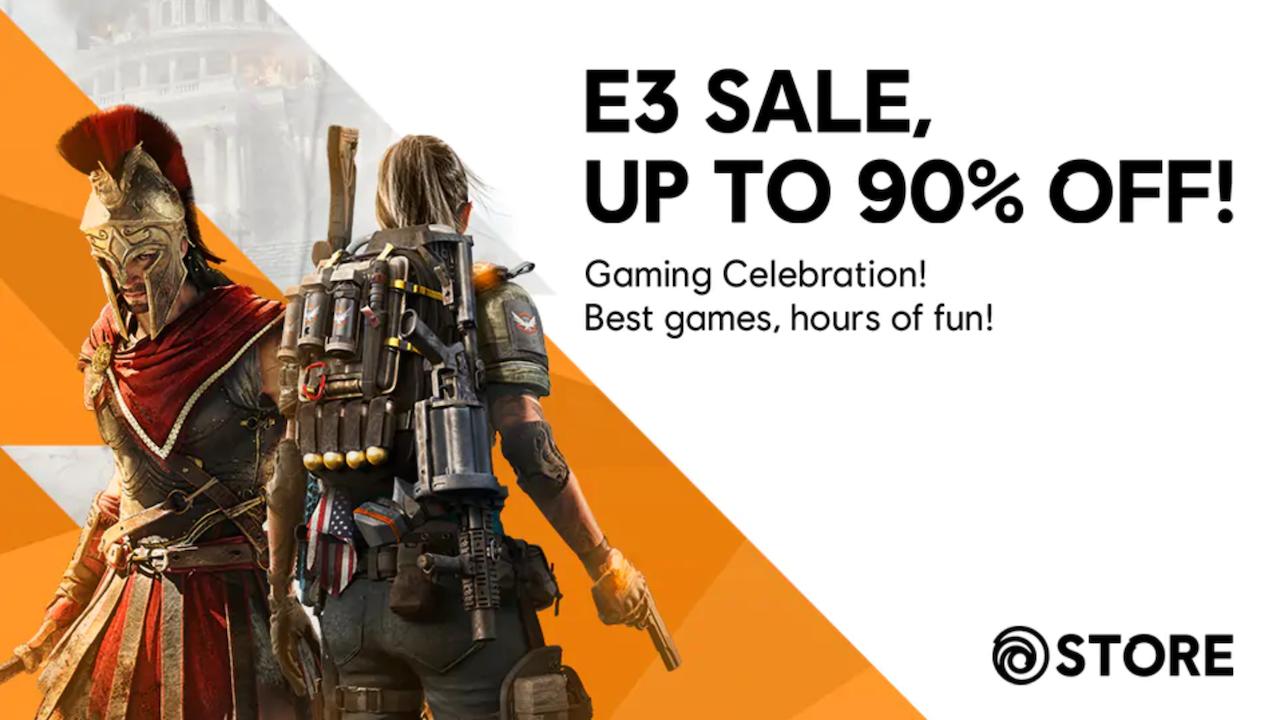 Ubisoft E3 2019 Sale