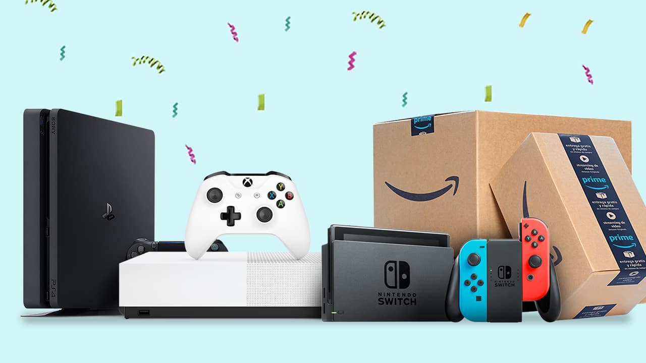 Gamers win on Prime Day!