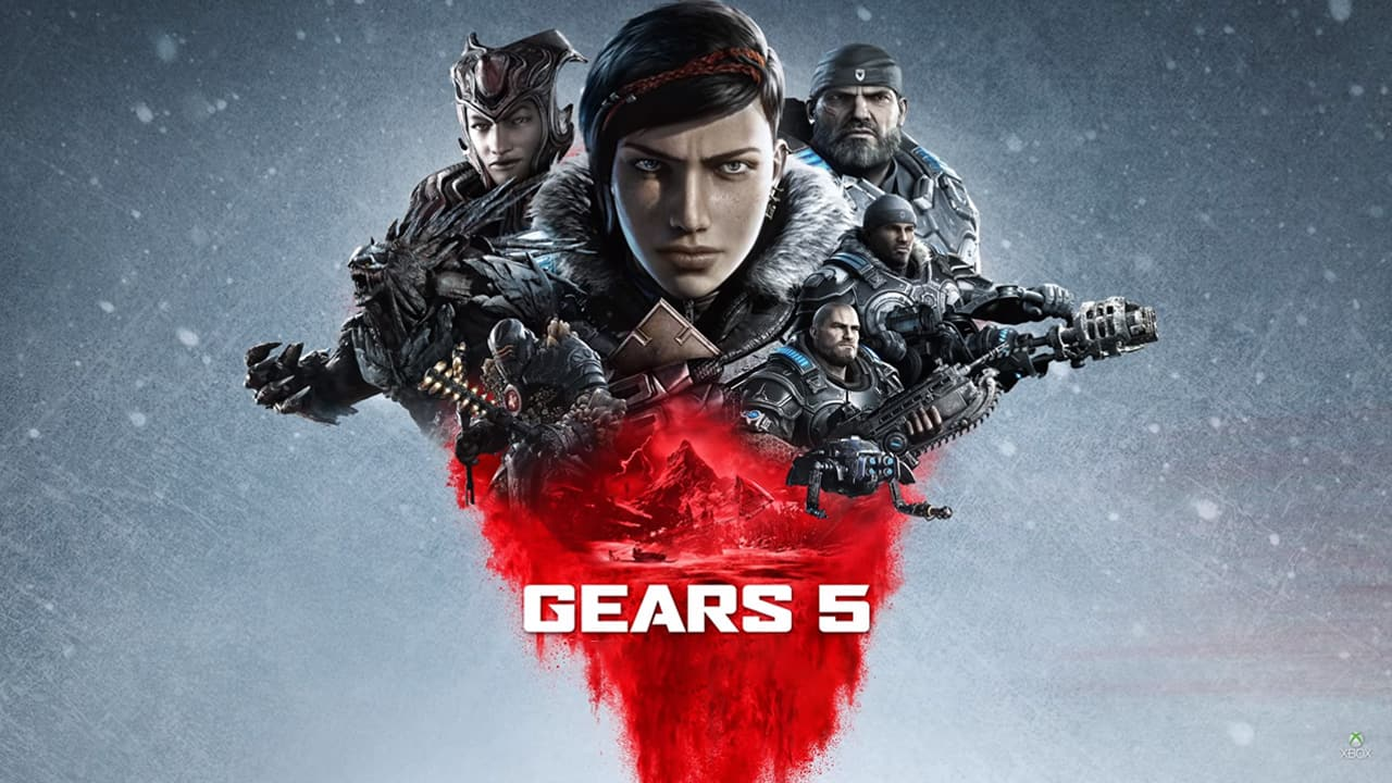 Gears of War 5 hits stores September 10th