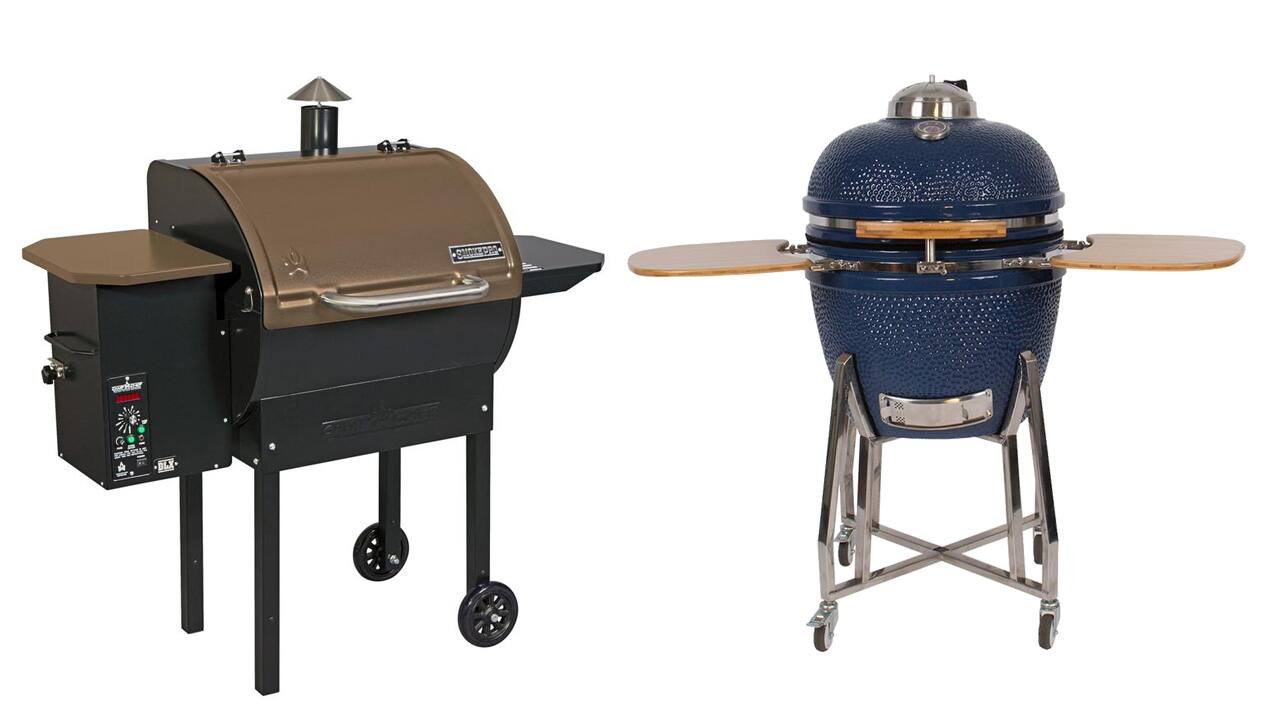Find a grill that will last.