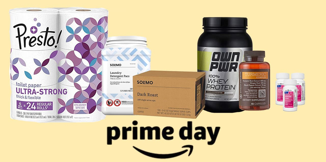 Save on everyday essentials now!