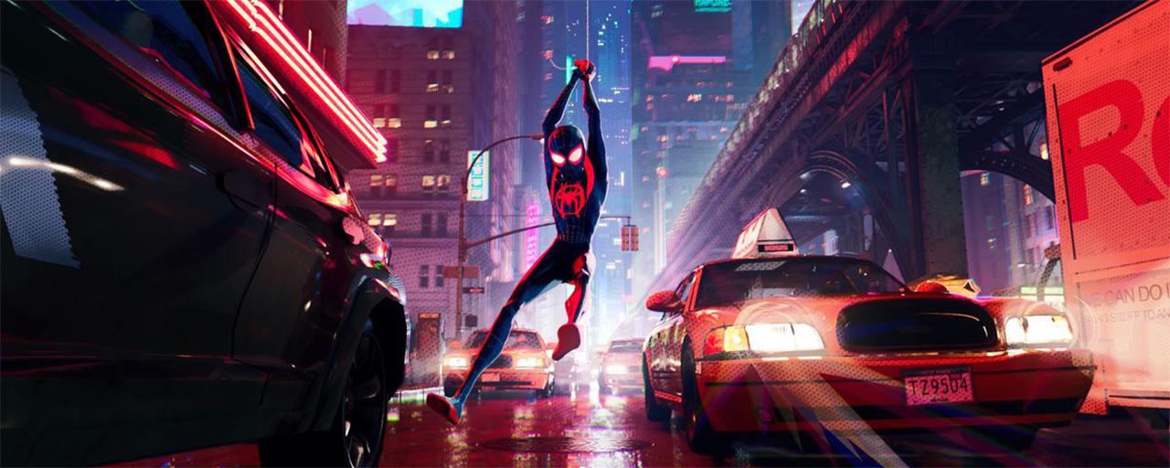 Enter the Spider-Verse is the best Spider-Man movie in years.