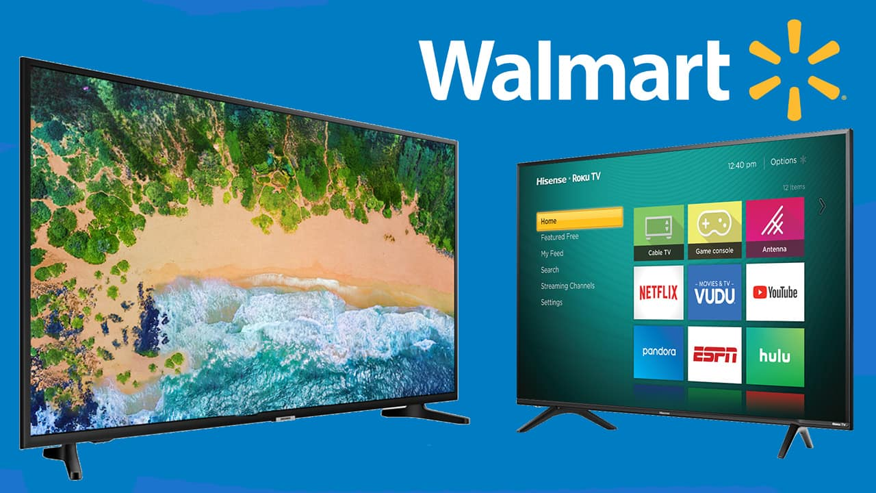 Great prices on 4k tvs