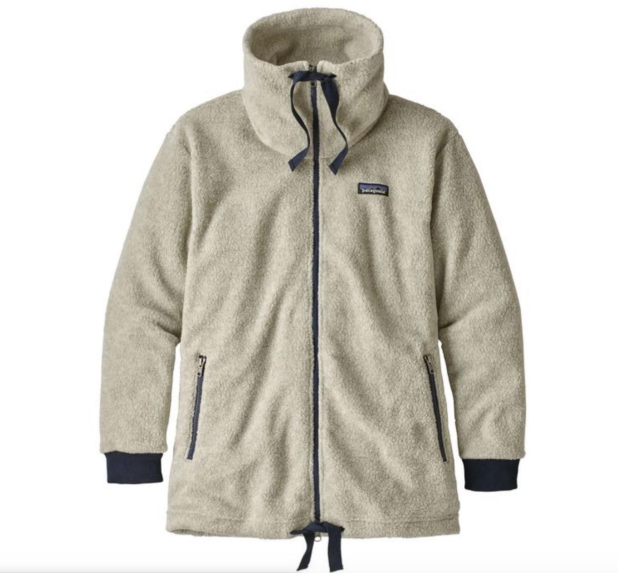 Patagonia Women's Shearling Fleece Jacket