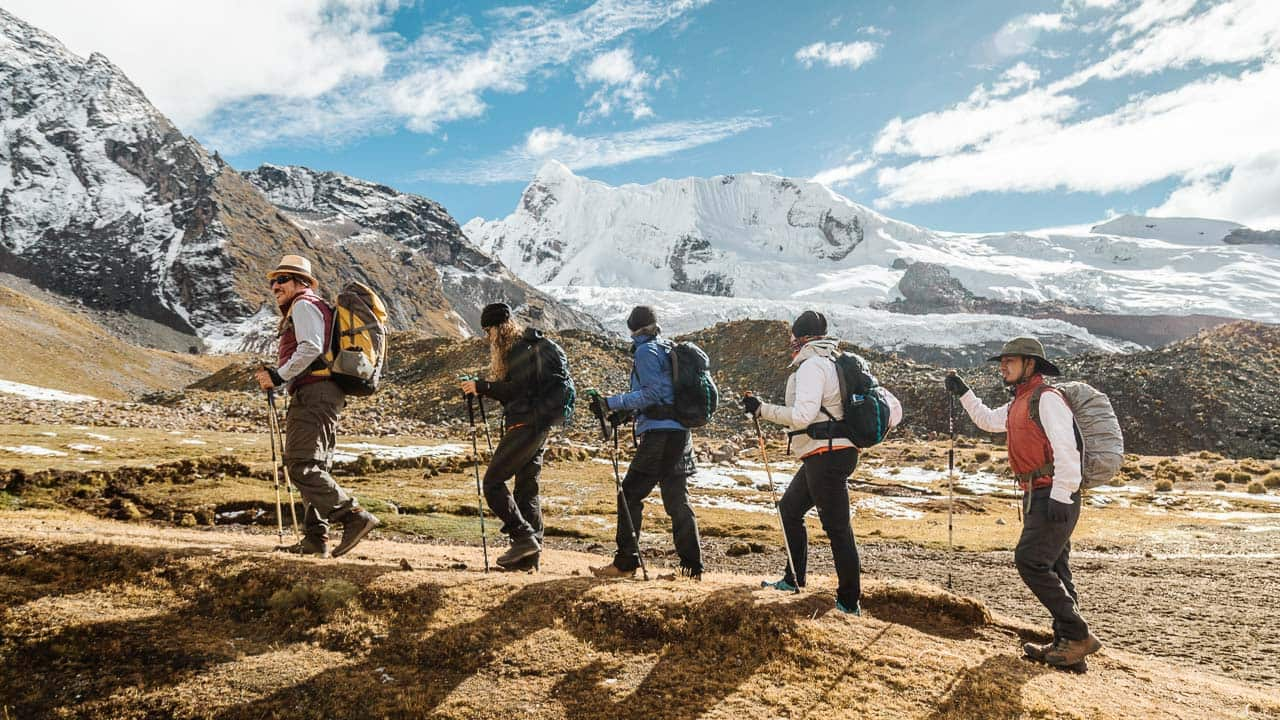 Ausangate Lodge to Lodge Trek