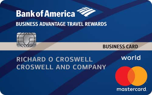 The best credit card offers deals of 2018 slickdeals bank of america business advantage travel rewards world mastercard credit card reheart Images
