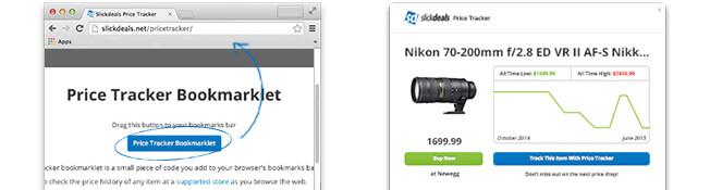 Slickdeals Price Tracker