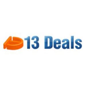 13Deals.com Logo