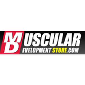 Muscular Development Store Logo