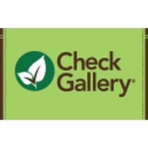 The Check Gallery Logo