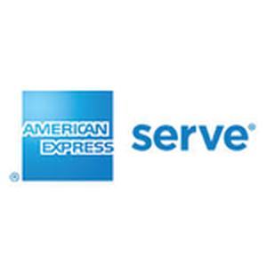 American Express Serve Logo
