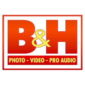 B&H Photo Video Logo
