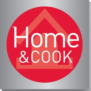 Home and Cook Sales Logo