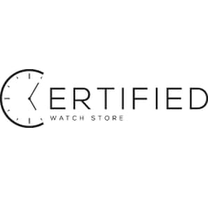 Certified Watch Store Logo