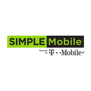 Simple Mobile Logo