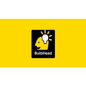 BulbHead Logo