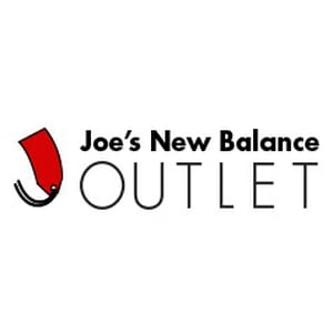 Joes New Balance Outlet Logo