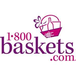 1-800-Baskets Logo