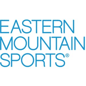 Eastern Mountain Sports provides outdoor gear and equipment for sports and adventures. Get in touch with nature with Eastern Mountain Sports coupons and save on top-selling brands like EMS, The North Face, Smartwool, and Under Armour.